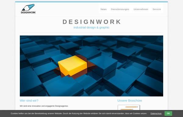 Vorschau von www.design-work.com, Designwork