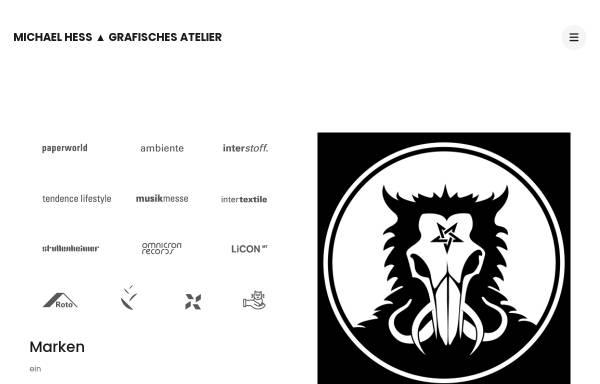 Vorschau von www.condenser-mic.de, Michael Hess - Grafikdesign