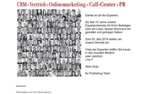 Vorschau von www.online-marketing-experts.de, Online Marketing Experts