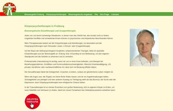Vorschau von endlich-ohne-schmerzen.de, Josef Lutz - Körperorientierte Psychotherapie und Schmerzbehandlung