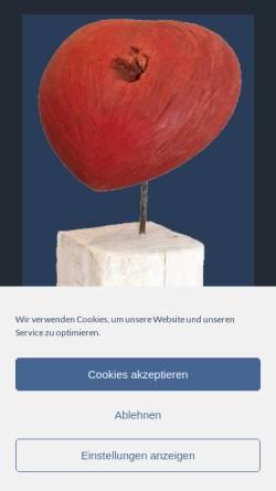 Vorschau der mobilen Webseite www.naturheilpraxis-sommer-frey.de, Naturheilpraxis Sommer-Frey