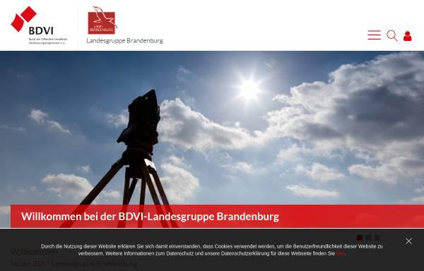 Vorschau von www.bdvi-brandenburg.de, BDVI Brandenburg