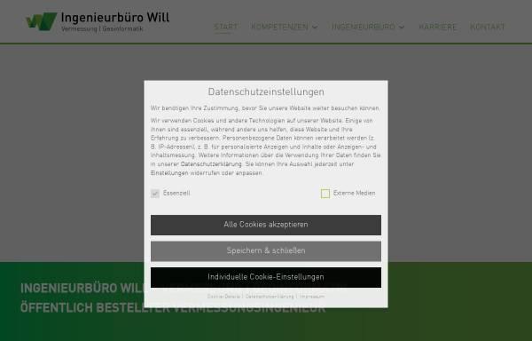Vorschau von www.schallenmueller-will.de, Schallenmüller & Will GbR