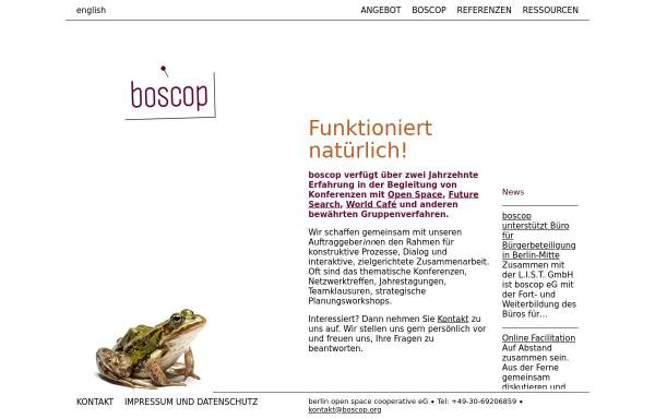 Vorschau von www.joconsult.de, Joconsult - Jo Töpfer