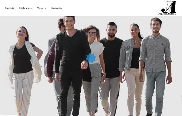 Vorschau von www.jugendaktiv.org, Jugend Aktiv e.V.