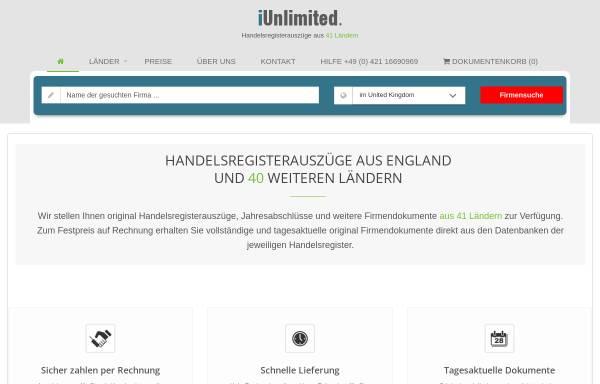 Vorschau von www.auslandsfirmengruenden.de, Uwe Günther