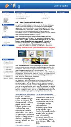 Vorschau der mobilen Webseite www.spielendverdienen.de, Um Geld spielen