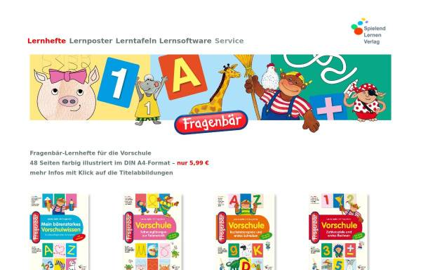 Vorschau von www.fridolin-fuchs.de, Fridolin-Fuchs