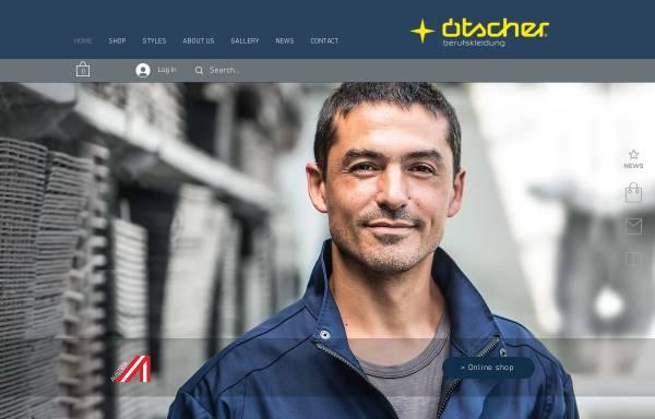 Vorschau von www.onlineshop-oetscher.com, Ötscher Berufskleidung Götzl GmbH
