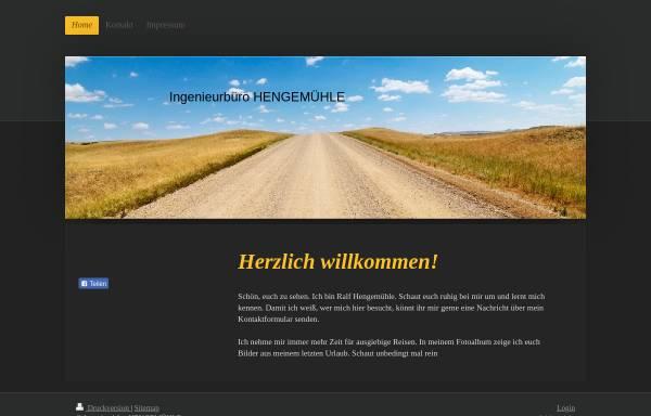 Vorschau von www.go-ibh.de, Ingenieurbüro Hengemühle