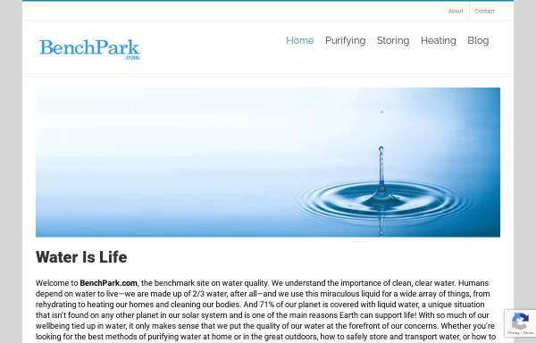 Vorschau von www.benchpark.com, Benchpark