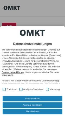 Vorschau der mobilen Webseite seo-news.de, SEO News Blog