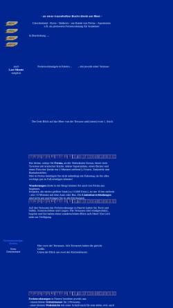 Vorschau der mobilen Webseite bluebay-ferienwohnungen-studios.ferienwohnungen-insel-kreta.de, BlueBay-Ferienwohnungen, Ferma