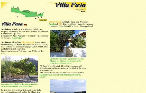 Vorschau von villa-fava-villa-portokali.ferienwohnungen-insel-kreta.de, Villa Fava und Villa Portokali, Ferma