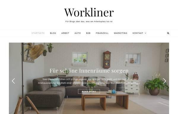 Vorschau von www.workliner.de, Workliner Bewerbungs-Portal-Service - Armin Diedenhofen