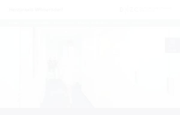 Vorschau von herzpraxis-wilmersdorf.de, Herz-Praxis Wilmersdorf