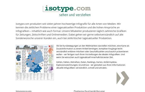 Vorschau von www.infografikarchiv.com, Isotype.com KG