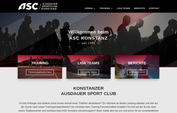 Vorschau von asc-konstanz.de, ASC-Konstanz e.V.