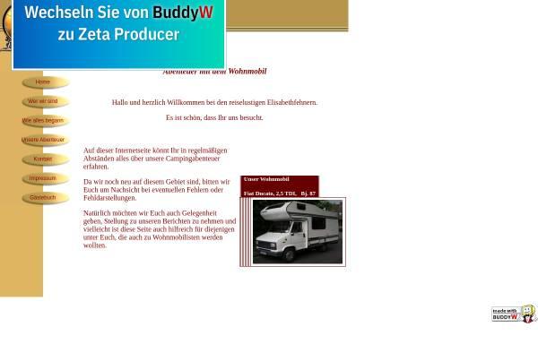 Vorschau von www.familie-abrahams.de, Familie Abrahams
