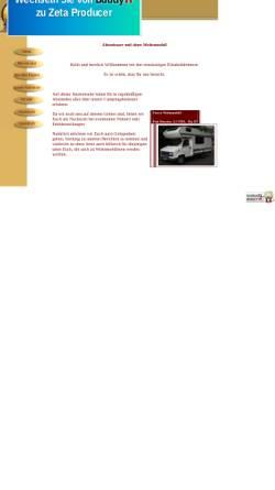Vorschau der mobilen Webseite www.familie-abrahams.de, Familie Abrahams