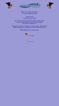 Vorschau der mobilen Webseite www.womo-urlaube.de, Urlaube mit dem Wohnmobil