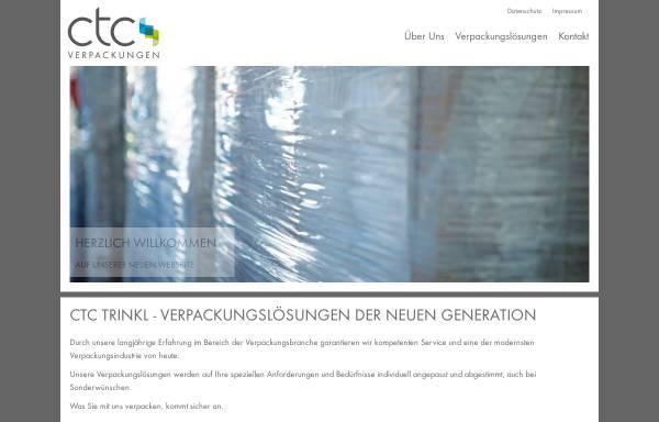 Vorschau von www.ctc-trinkl.de, A. Trinkl GmbH