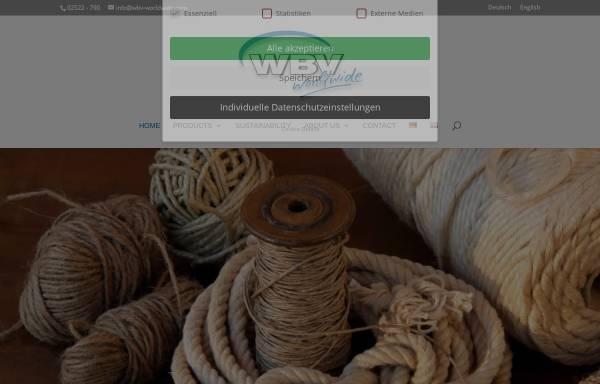 Vorschau von wbv-worldwide.com, WBV Eselgrimm GmbH & Co. KG