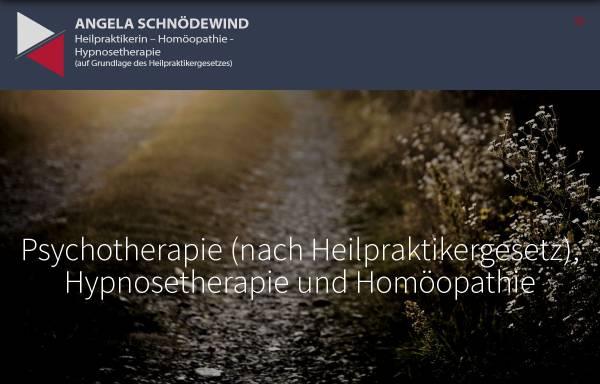 Vorschau von www.hp-ulm.de, Angela Schnödewind - Praxis für Klassische Homöpathie
