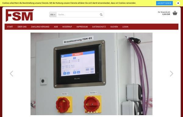 Vorschau von www.f-sm.de, FSM Dipl.-Ing. Günter Braband