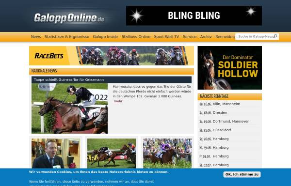 Galopp Online De