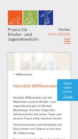 Vorschau der mobilen Webseite www.kandler-schweigart.de, Dr. Eva Kandler und Lydia Schweigart
