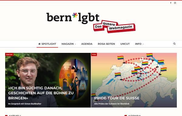 Vorschau von gaybern.ch, Gay-Bern und HAB
