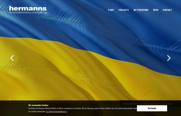 Vorschau von landschaftsplaner.com, Hermanns, Andreas