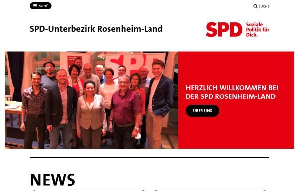 Vorschau von spd-ro-land.de, Sozialdemokratische Partei Deutschlands (SPD)