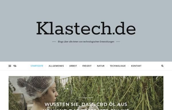 Vorschau von www.klastech.de, KLASTECH - Karpushko Laser Technologies