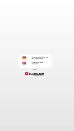 Vorschau der mobilen Webseite www.laserdesign-gmbh.de, Laser Design GmbH