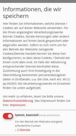 Vorschau der mobilen Webseite www.spd-kaiserslautern.de, SPD-Ortsverein Kaiserslautern-Nord