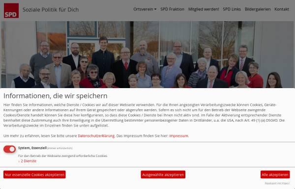 Vorschau von spd-fraktion-mutterstadt.de, SPD Mutterstadt