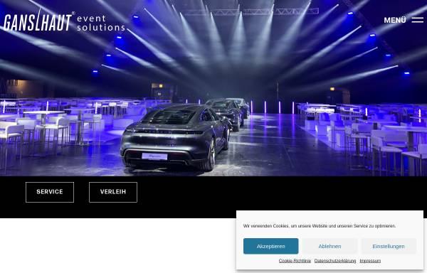 Vorschau von www.lightandsound.at, Light & Sound - Ladstättner & Klotz OEG