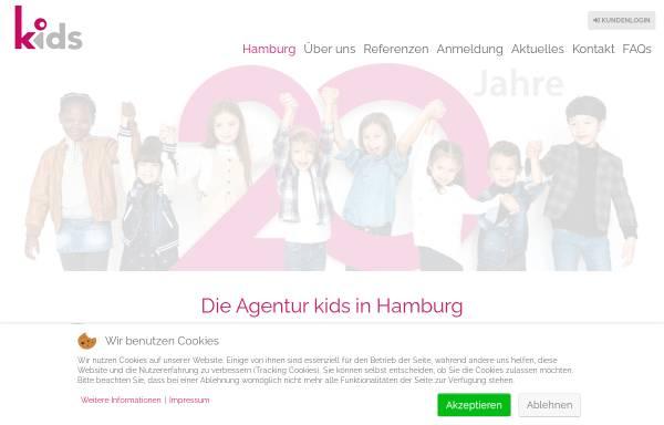 Vorschau von agenturkids.de, Agentur KIDS