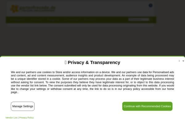 Vorschau von www.gartenfreunde.de, Gartenfreunde.de
