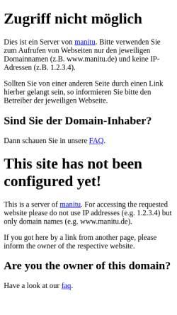 Vorschau der mobilen Webseite www.kleingaertnerin.de, Die Kleingärtnerin