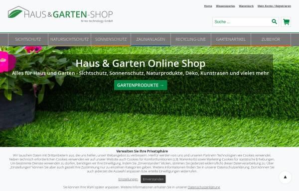Vorschau von www.haus-gartenportal.de, Haus-Gartenportal