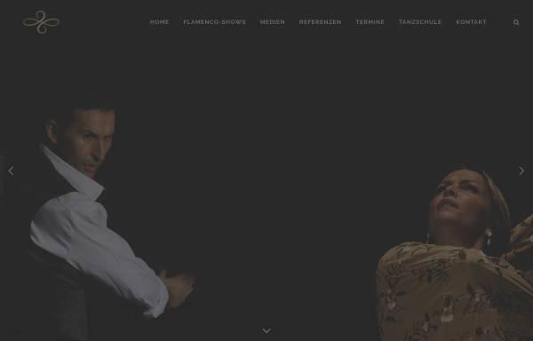 Vorschau von www.flamencoflamenco.de, José Manuel und Cati