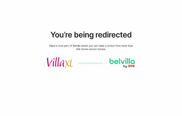 Vorschau von www.villaxl.com, VillaXL b.v.