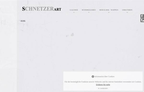 Vorschau von www.schnetzer-art.at, Wandmalerei - Heraldik Schnetzer