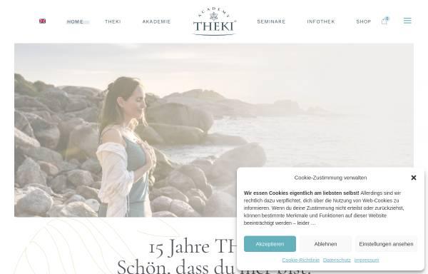 Vorschau von www.theta-reiki.de, Sandra Schneider