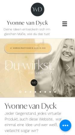Vorschau der mobilen Webseite www.id.co.at, Id´ Institute Consulting GmbH