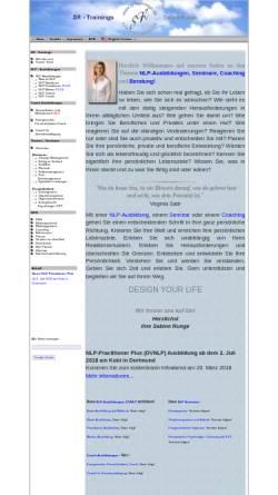 Vorschau der mobilen Webseite sr-training.de, Runge, Sabine