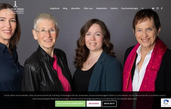 Vorschau von www.nlp-kaiserswerth.de, Ute Griessl Institut